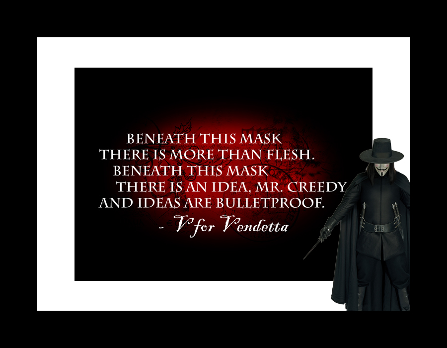 For vendetta   24 99 v for  V For Vendetta Quotes Ideas